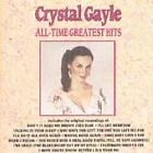 CRYSTAL GAYLE - ALL-TIME GREATEST HITS CD BY CRYSTAL GAYLE BRAND NEW SEALED