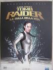 2 dvd edition LARA CROFT TOMB RAIDER LA CULLA DELLA VITA Angelina Jolie