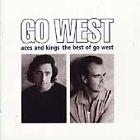 GO WEST - Aces And Kings...Best Of (CD Original Album) 1993 Chrysalis 17 Tracks
