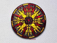 2010 Compass Rose - The PICO - New Unactivated Geocoin
