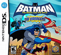 Batman: The Brave and the Bold - The Videogame (Nintendo DS, 2010)