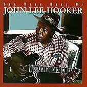 THE VERY BEST OF JOHN LEE HOOKER CD BY HOOKER, JOHN LEE BRAND NEW SEALED