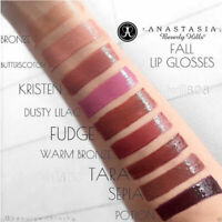 ANASTASIA BEVERLY HILLS LIQUID LIP GLOSS LIPGLOSS 100% AUTHENTIC CHOOSE 35 COLOR