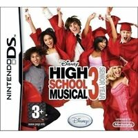 High School Musical 3: Senior Year (Nintendo DS), Good Nintendo DS, Nintendo DS