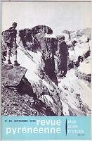 REVUE PYRENEENNE N°35 SEPTEMBRE 1973 - PYRENEES - PYRENEISME CLUB ALPIN FRANCAIS