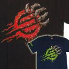Santa Cruz Garra Knot Skate / Surf camiseta/VARIOS COLORES