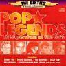 Pop Legends - Superstars Of The 60's, Various Artists, Very Good CD