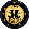 """Ouija Board Witch Wall Clock Paranormal Oracle Halloween Wicca Sorceress 10"""""""