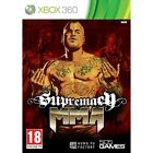 Supremacy MMA (Xbox 360), Very Good Xbox 360, Xbox 360 Video Games