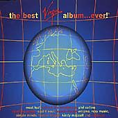 Best Virgin Album In The World Ever - Various CD, Various, Very Good