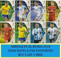 Adrenalyn XL FIFA World Cup 2018 Russia, Team Mates & Fan Favourites  #181 - 360