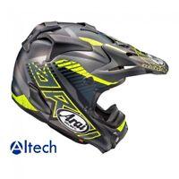 New 2018 Arai MX-V SLASH BLACK Motocross Helmet Medium 57-58cm