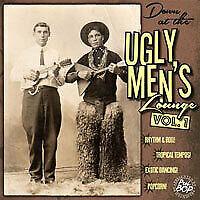 V/A Down At The Ugly Men's Lounge Vol 1 Vinyl 2 LP NEW sealed