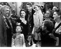 76033 IT'S A WONDERFUL LIFE PHOTO FRAMED CANVAS PRINT Toile