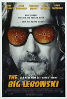66196 The Big Lebowski Movie Jeff Bridges John Goodman FRAMED CANVAS PRINT Toile