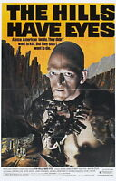 73390 THE HILLS HAVE EYES Movie Horror Wes Craven  FRAMED CANVAS PRINT Toile