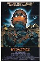 73987 The Awakening Movie 1980 Thriller Horror FRAMED CANVAS PRINT Toile