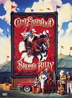 74348 BRONCO BILLY Movie RARE Clint Eastwood Western FRAMED CANVAS PRINT Toile