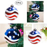 Patriotic Ball Ornaments July Of 4Th Hanging Independence Day Party Decor Holida
