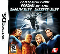 Fantastic 4: Rise of the Silver Surfer (Nintendo DS, 2007) in EUC!