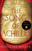 NEW The Song of Achilles By Madeline Miller Paperback Free Shipping