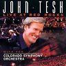 John Tesh - Live at Red Rocks  (CD, Mar-1995, GTS Records) SEALED BRAND NEW OOP