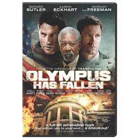 Olympus Has Fallen DVD Morgan Freeman  Pre Owned