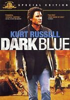 Dark Blue (DVD, 2010, Special Edition) DISC IS MINT