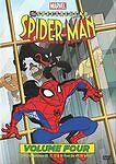 The Spectacular Spider-Man: Vol. 4 (DVD, 2009, Canadian) BRAND NEW SEALED