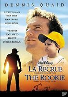 The Rookie (DVD, 2008, Canadian French) DISC IS MINT