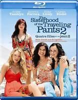 The Sisterhood of the Traveling Pants 2 (Blu-ray Disc, 2008, 2-Disc Set) NEW