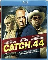 Catch .44 (Blu-ray Disc, 2012, Canadian) DISC IS MINT