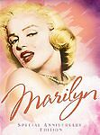 Marilyn Monroe 80th Anniversary Collection (DVD, 2006, 6-Disc Set, Canadian)NEW
