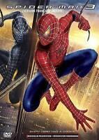 Spider-Man 3 (DVD, 2007, Canadian) VERY GOOD