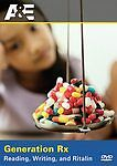 Generation RX: Reading, Writing And Ritalin (DVD, 2008) BRAND NEW SEALED