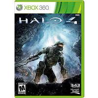 Halo 4 Xbox 360 Game IV 2 -Disc