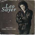 """LEO SAYER """"Till you come back to me"""" 7"""""""