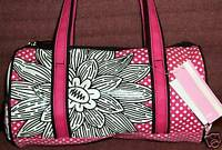 Girls pink pokadot, white, black,  purse NWT