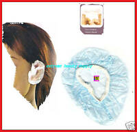 ear protector cover travel hair color showers water shampoo perm Dye Shield  8st