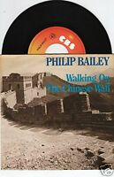 PHILIP BAILEY Walking On The Chinese Wall 45/DUTCH/PIC