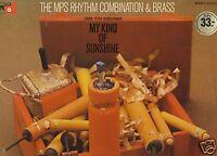 RHYTHM COMBINATION & BRASS My Kind Of Sunshine 2-LP/GER
