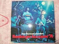 Vinyl-LP - Hamburger Jazzszene ´76 - Peter Stuyvesant