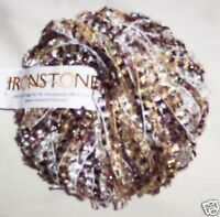50% off IRONSTONE Hot Stuff  Yarn-Caramel