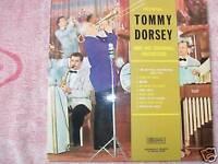 Vinyl-LP - Tommy Dorsey & His Original Orchestra-CV1202