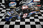#2 RUSTY WALLACE SILVER CHROME DAYTONA SHOOTOUT 1:24 DIE CAST NASCAR 2005