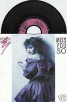 BONNIE BIANCO Miss You So 45/GER/PIC