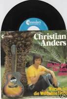 CHRISTIAN ANDERS Ich leb nur für dich allein 45/GER/PIC