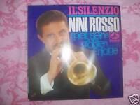 Vinyl-LP - Nini Rosso - Il Silenzio - marcato 60693-P9