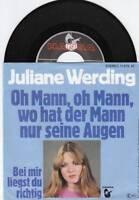 JULIANE WERDING Oh Mann, oh Mann, wo hat der Mann...
