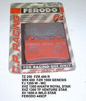 YAMAHA FJ1200 1300 SRX600 FERODO DISC BRAKE PADS FDB449CP